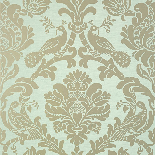 PASSARO DAMASK Wallpaper - T89137