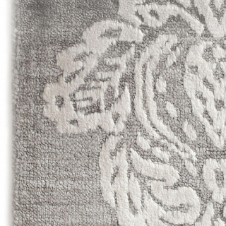Damask - Lotus Grey Border